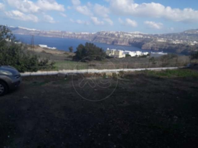 (For Rent) Land Plot for development || Cyclades/Santorini-Thira - 733 Sq.m, 450€
